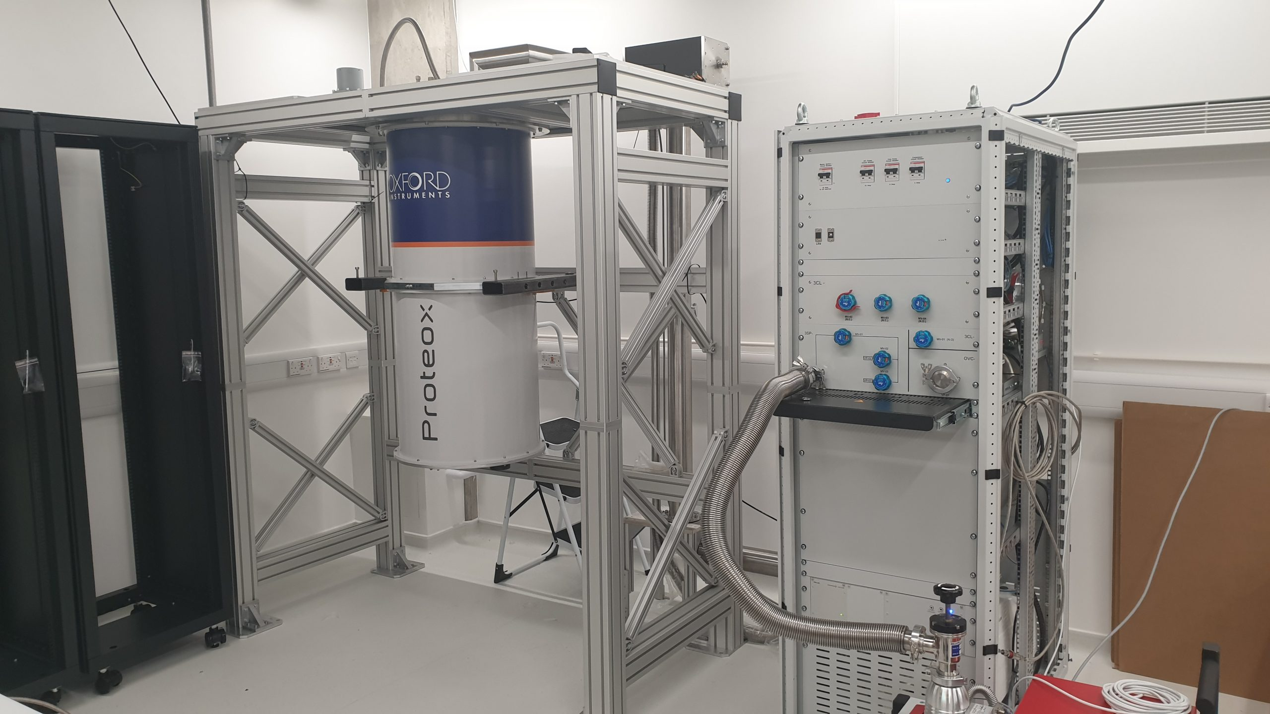 OQC takes delivery of first Proteox worldwide