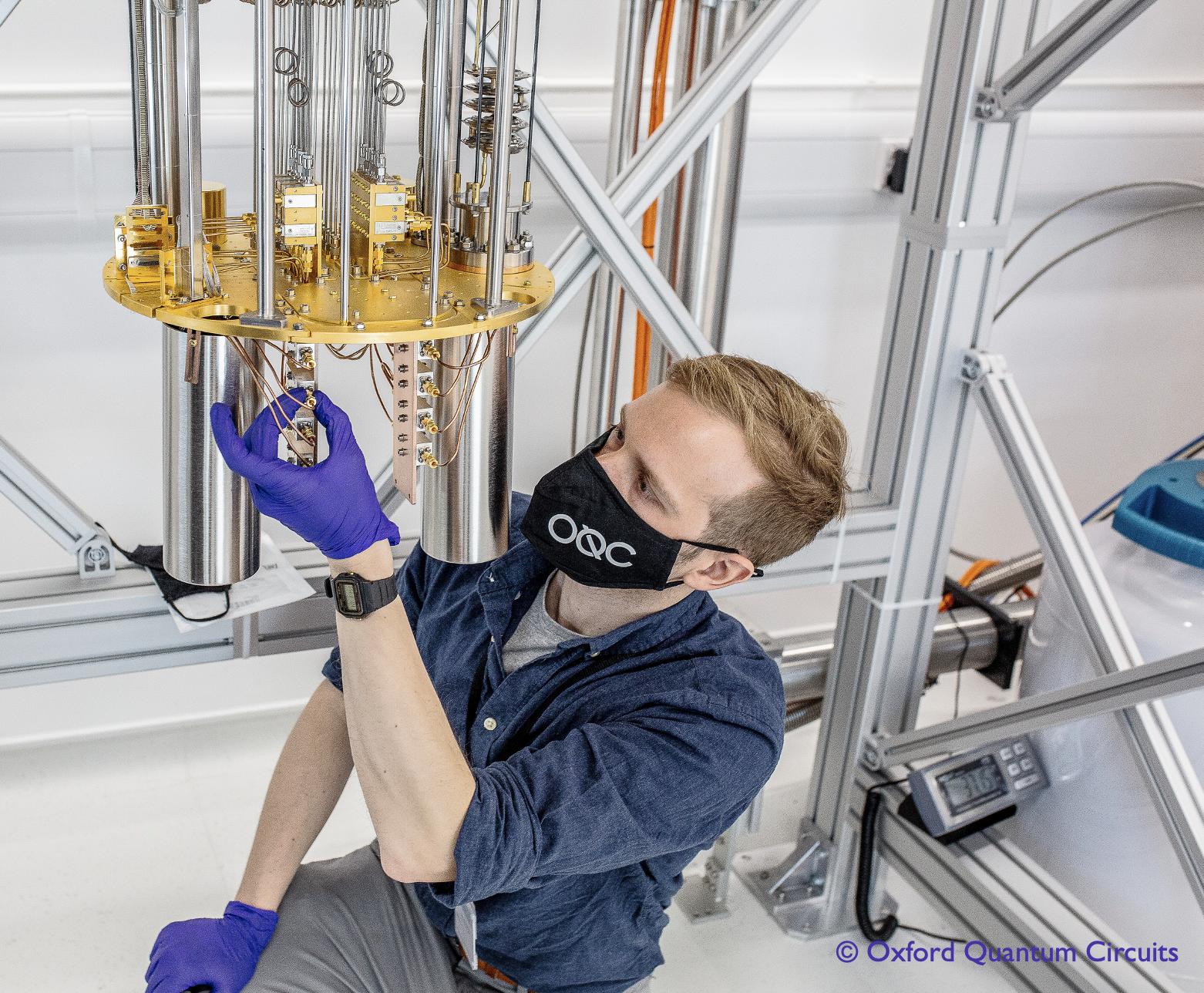 Unlocking innovation in quantum computing
