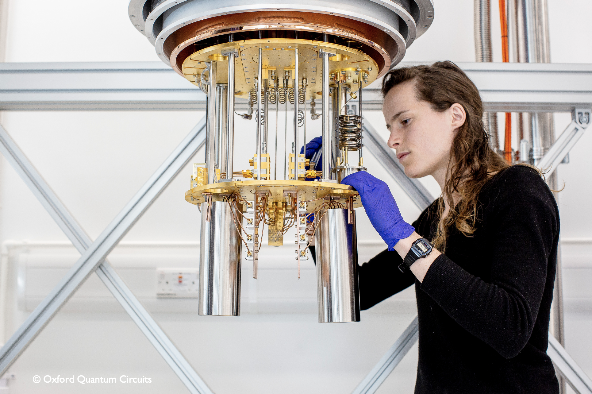 OQC delivers Europe's first Quantum Computing as-a-Service
